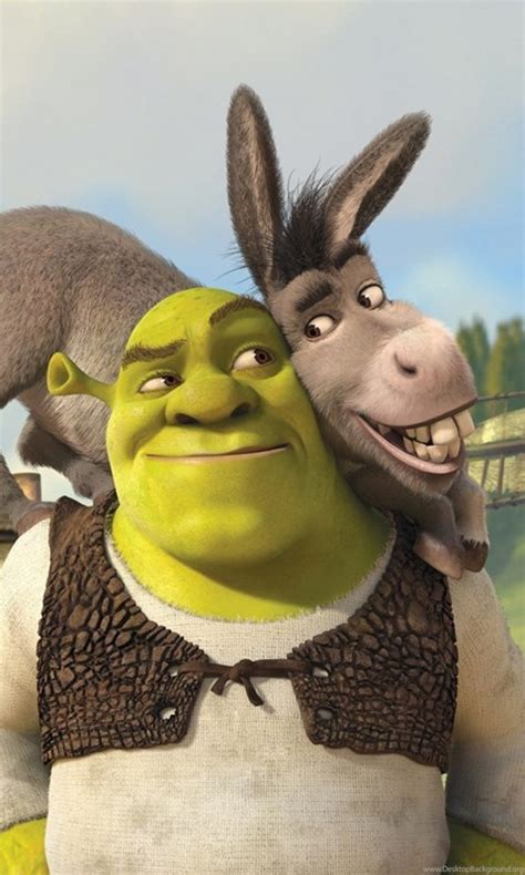 Shrek And Donkey Shrek Forever After Wallpapers iPhone 6