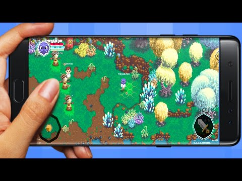 Mobile MMORPGs - Mobile MMOs with Persistent Worlds