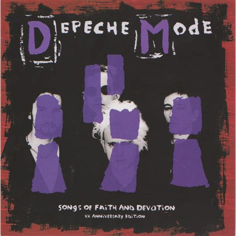 Depeche Mode - Songs Of Faith And Devotion - Remixes
