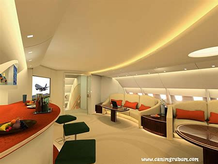 Lufthansa pampers its clients with a lavish Airbus A380