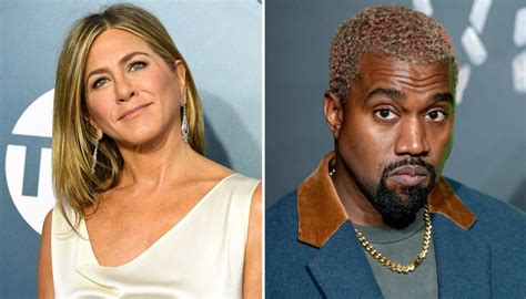 Kanye West hits out at Jennifer Aniston, Friends after she