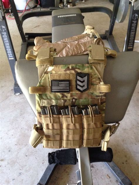 Condor Sentry plate Carrier with front and back AR500