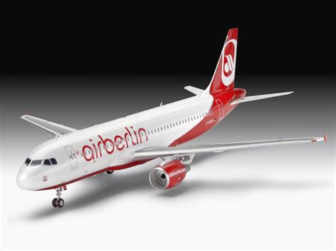 Airbus A320 AirBerlin Revell 4861