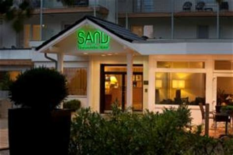 Hotel Sand in Timmendorfer Strand, Germany - Lets Book Hotel
