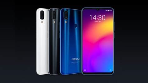 Meizu Note 9 is Redmi Note 7 Pro rival, offers Snapdragon