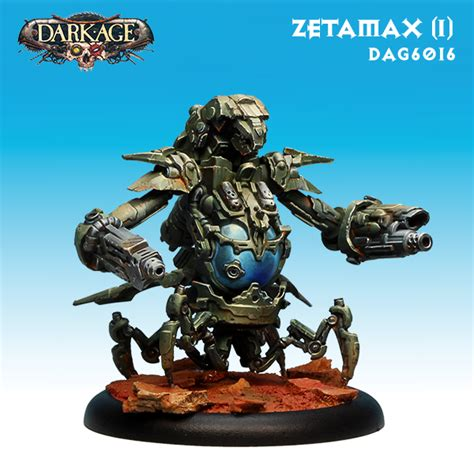 New Miniatures for Dark Age
