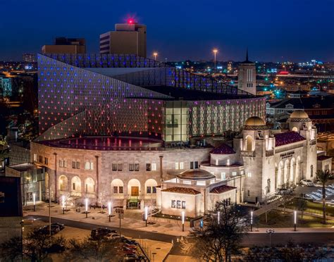 Tobin Center for the Performing Arts Recognized by the