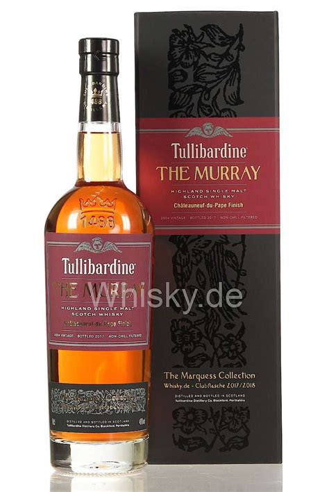 Tullibardine The Murray 2004-2017: Special club release