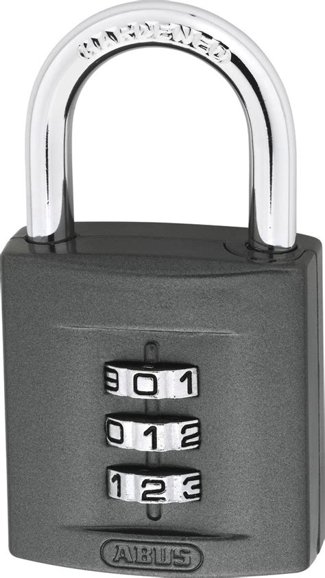 Abus 158/40 Combination Padlock only £12