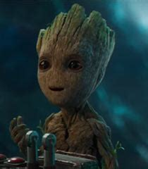 Voice Of Groot - Guardians of the Galaxy | Behind The