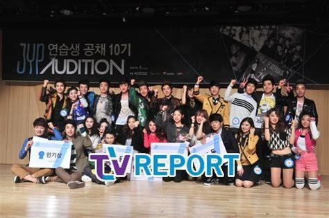 Tough competition at JYP's 10th open recruit auditions