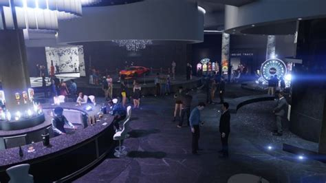 Grand Theft Auto Launches In-Game Casino, But Unavailable