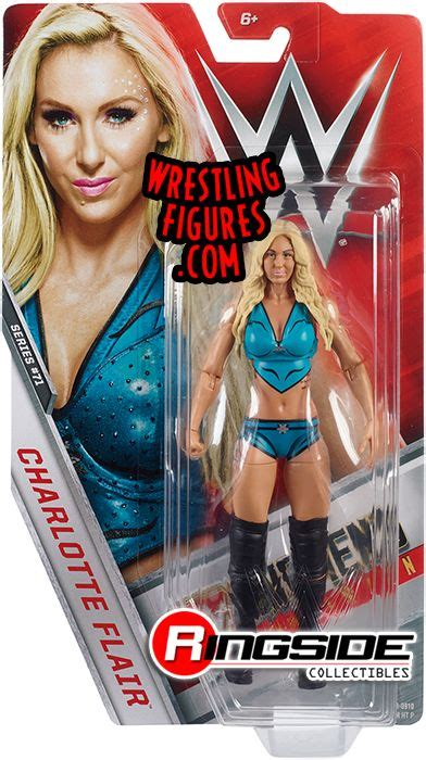 Charlotte Flair - WWE Series 71 WWE Toy Wrestling Action