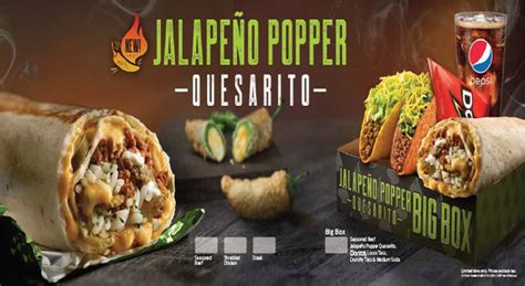 Taco Bell's Newest Menu Item Has One Ridiculous Ingredient