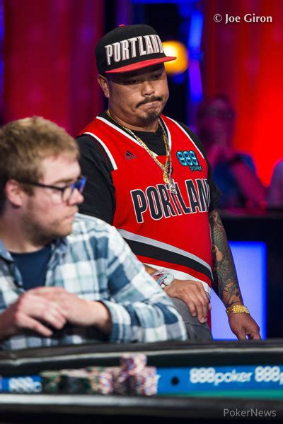Kao Saechao Eliminated in 16th Place ($375,000) | 2018