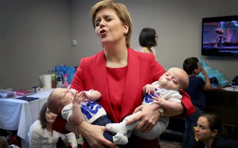 Nicola Sturgeon sets sights on at least another decade in