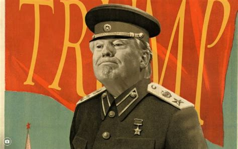 We Should Pin The Stalin Mustache On Hillary, Not Trump
