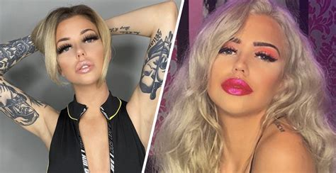 Woman Has Been Dubbed The Inked Barbie As She Shows Off