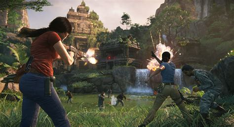 Uncharted: The Lost Legacy - All 24 Guns | Weapon Select