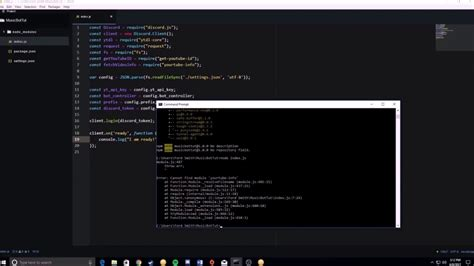 Creating a Discord Music Bot from SCRATCH in Node
