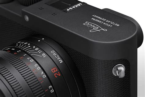 Leica Q-P in Stealth Matte Black Released | Red Dot Forum