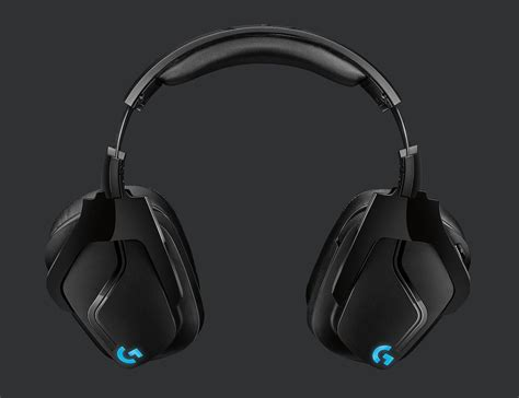 Logitech G935 is a wireless gaming headset that adds