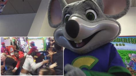 Violent, Boozed-Up Adults Create Chaos at Some Chuck E