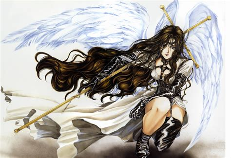 Angel Sanctuary Full HD Wallpaper and Background Image