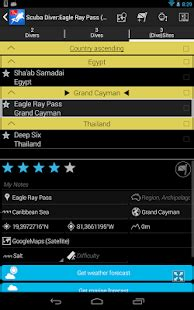 DiveMate (Scuba Dive Log) - Android Apps on Google Play