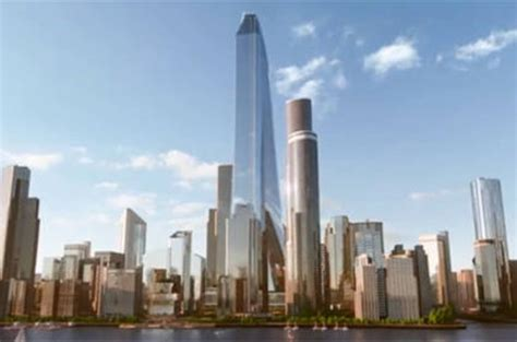 New material enables 1,000-meter super-skyscrapers • The