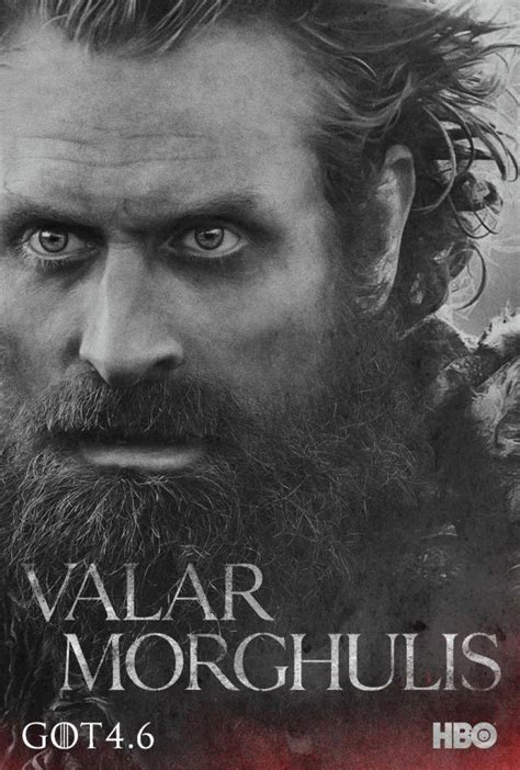 New GAME OF THRONES Character Posters Season 4