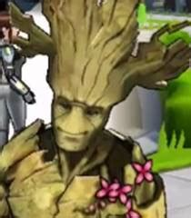 Groot Voice - Guardians of the Galaxy franchise | Behind