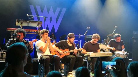 Wincent Weiss live in Kassel - YouTube