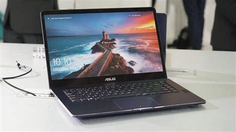 ASUS ZenBook Pro UX550 Quick Review: Beauty Is A Beast