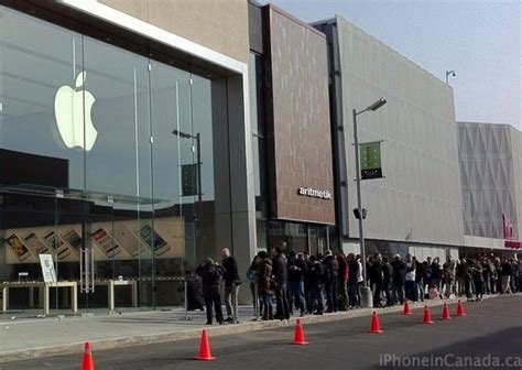 Apple Store DIX30 Grand Opening Coverage [PICS] | iPhone