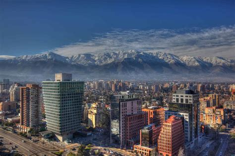 Santiago de Chile: €1,466 for Business Class Flights from