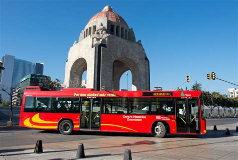 Bikes and Buses Propel Mexico City to Sustainable
