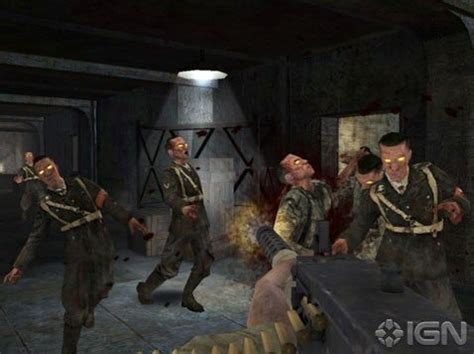 Call of Duty: World at War: Zombies Screenshots, Pictures