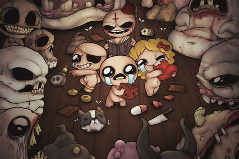 The Binding of Isaac is getting a card game - Polygon