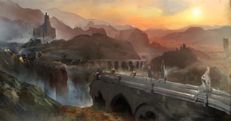 BioWare releases stunning new concept art for Dragon Age